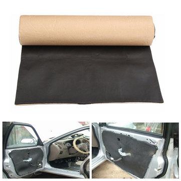 200cmx50cm Car Sound Proofing Deadening Anti-noise Sound Insulation Cotton Heat Closed Cell Foam