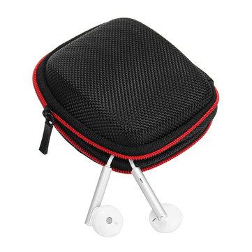 Universal Outdoor Mini Portable Accessory USB Cable U Flash Disk Earphone Storage Bag Protective Box