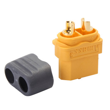 10 Pairs Amass XT60 Connector Plug Connector Sheath Housing for DIY Lipo Battery ESC