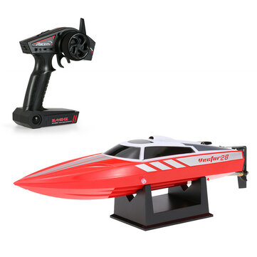 Volantexrc Vector28 795-1 2.4G Brushed 270mm Racing RC Boat 28km/h High Speed Pool RTR  Toys