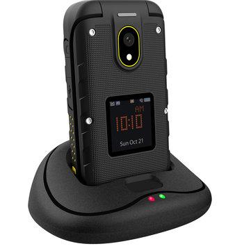 ioutdoor F2 IP68 Waterproof 2 4 inch 1200mAh Dual SIM Card bluetooth FM Flip Rugged Feature Phone