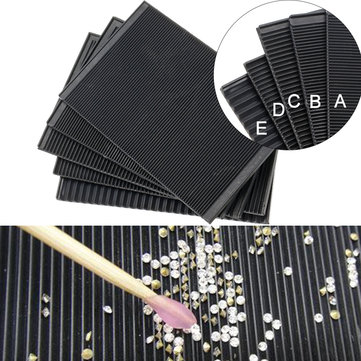 Professional Nail Spot Decoration Drill Plate Suitable for Various Types Nail Art Tools