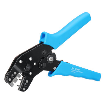 SN-01BM AWG28-20 Self-adjusting Terminal Wire Cable Crimping Pliers Tool for Dupont PH2.0 XH2.54 KF2510 JST Molex D-SUB Terminal