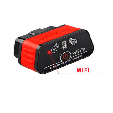 KONNWEI KW901 Wifi ELM327 V1.5 OBD2 Car Scan Tool Diagnostic Scanner Engine Code Reader for Android Phone  for sale in cryptocurrencies for the best price on Gipsybee.com.