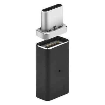Bakeey Type-C 마이크로 USB 데이터 마그네틱 어댑터 Huawei P20 Xiaomi mi8 S9 Pocophone f1 Oneplus 6T