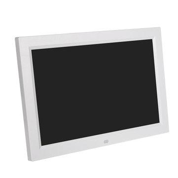 12 Inch 1080P Marco de fotos digital con Control remoto Tarjeta de memoria USB de soporte