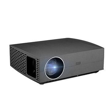 VIVIBRIGHT F30 LCD proiettore 4200 Lumen Full HD 1920 x 1080P Supporto Video Home Theater 3D proiettore-Nero