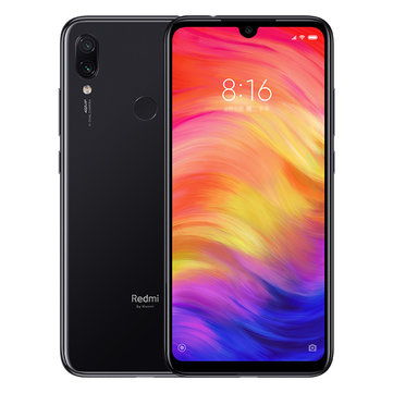 Xiaomi Redmi Note 7 48MP Dual Rear Camera 6.3 inch 3GB RAM 32GB ROM Snapdragon 660 Octa core 4G Smartphone