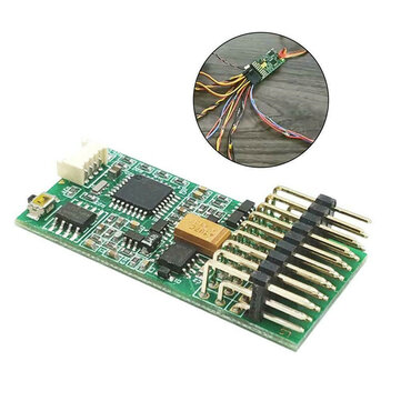 DasMikro TBS Mini Programmable Sound and Light Control Unit for RC Model Car Parts