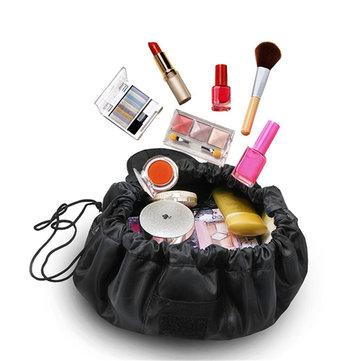 Quick Pack Large Capacity Cosmetic Bag Lazy Makeup Multifunction Portable Waterproof Travel Bag