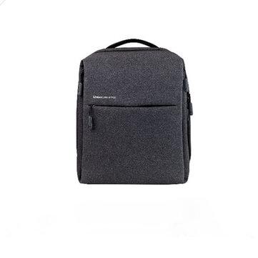 13.3 / 15.6 inch XIAOMI Túi đi học đa năng đơn giản Túi đựng laptop du lịch Ba lô
