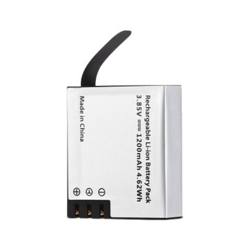 3.85V 1200mah Li-ion Replacement Battery for Firefly 8 8S 8SE Action Camera