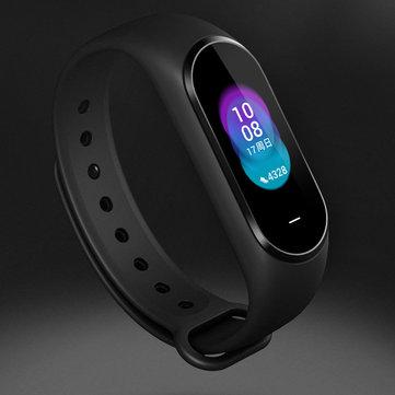 Original Heyjia B1800 0.95 Inch AMOLED Smart Watch NFC Long Standby Watch International Version