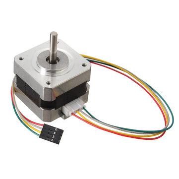 42mm 12V Nema 17 Two Phase Stepper Motor 3D Printer