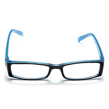 Kính hoa nữ kim cương màu xanh Khung kính đọc sách kính mắt 1.0 1.5 2.0 2.5 3.0 3.5 4.0