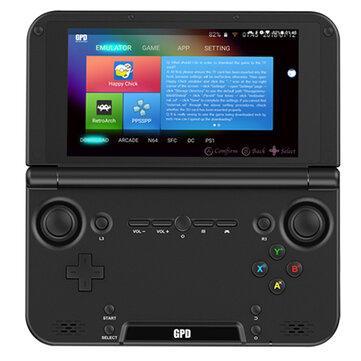 Hộp ban đầu GPD XD Thêm 4 + 32G ROM MT8176 Hexa Core Máy tính bảng hệ điều hành Android 7.0