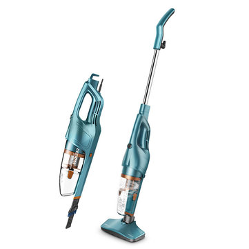 Deerma DX900 Upright Vacuum Cleaner Handheld Cordless Household Cleaner Low Noise Dust Collector Strong Suction