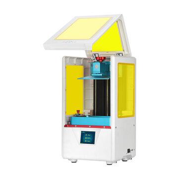 Anycubic® Photon-S UV Reçine LCD 3D Yazıcı 115 * 65 * 165mm İkili Z ekseni ile Baskı Boyutu Tasarım/Silent Baskı / 2.8 inç Dokunmatik Ekran / Çevrimdışı Baskı