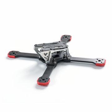 US$28.9928%TransTEC Frog Lite 218mm Carbon Fiber 4mm Arm X Frame DIY Frame Kit RC Drone FPV Racing Multi RotorRC Toys & HobbiesfromToys Hobbies and Roboton banggood.com