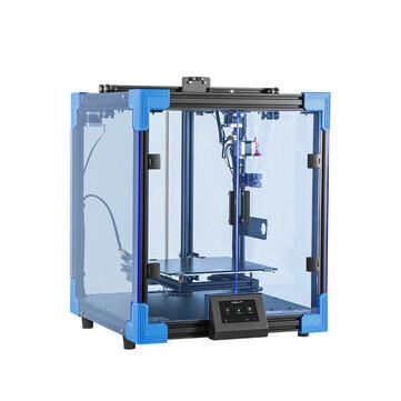 Imprimante 3D à structure cubique améliorée Creality 3D® Ender-6 250 * 250 * 400mm Grande taille de l'imprimante