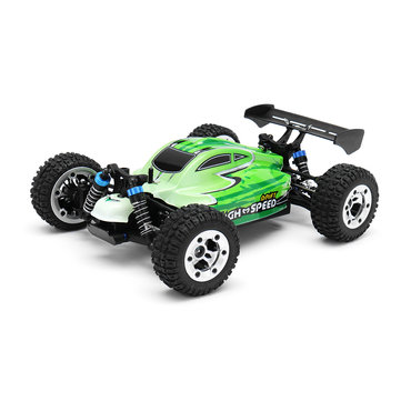 MZ GS1004 1/18 2.4G 4WD 390 Brushed Rc Car 55km/h High Speed Drift Buggy Off-road Truck