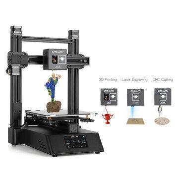 Creality 3D® CP-01 3-in-1 DIY 3D Printer Modular Machine Kit Support Laser...