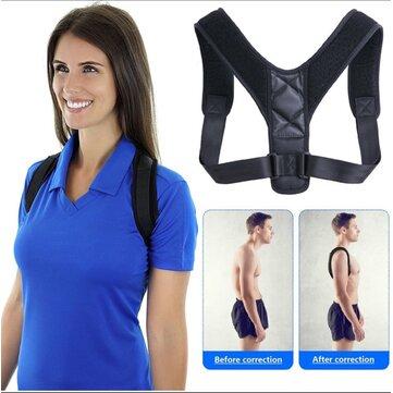 Posture Correction Appliance Back Support Orthopedic Spine Back Correction Belt