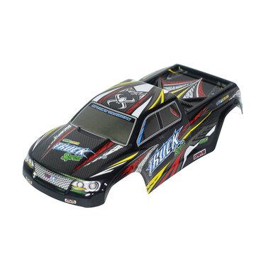 XinleHong 9125 1/10 Kecepatan Tinggi RC Car Body Shell Suku Cadang Kendaraan