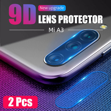 Bakeey 2PCS Anti-scratch Ultra Thin HD Clear Phone Lens Screen Protector Camera Protective Film for Xiaomi Mi A3 / Xiaomi Mi CC9e