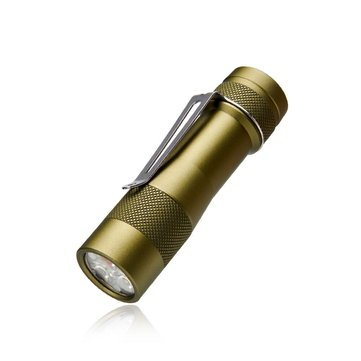 LUMINTOP FW3A Army Green 3x XP-L Hi 2800LM Compact EDC Flashlight ANDÚRIL UI LED Keychain Light