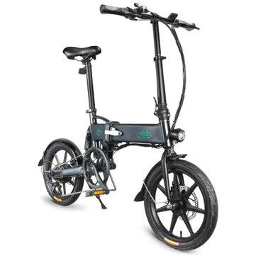 Rower elektryczny FIIDO D2S z EU za $494.29 / ~1916zł