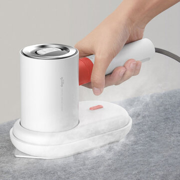 Deerma HS200 2 in 1 Multi function Portable Travel Steam Iron Hanging Flat Iron Intelligent Preheating System
