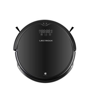 LIECTROUX Q7000 Robotic Vacuum Cleaner, Gyroscope Navigation, Smart Chip,Virtual Blocker,UV Lamp, Wet Dry Mopping