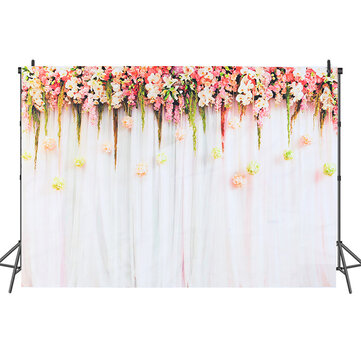 Buy Romantic Rose Flower Photography Backdrops Background Wedding Decorations Engage with Litecoins with Free Shipping on Gipsybee.com