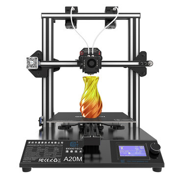 Geeetech® A20M Mix-color 3D Printer 255x255x255mm Printing Size With Filament Detector/Power Resume/Superplate...
