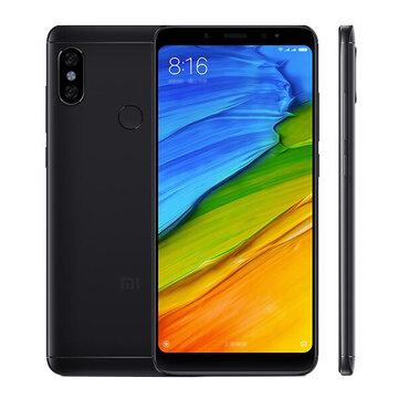 Xiaomi Redmi Nota 5 5.99GB 3GB 32GB 636GB Snapdragon 4 Octa Core XNUMXG Smartphone