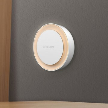 Yeelight YLYD10YL Round Light-controlled Sensor Night Light