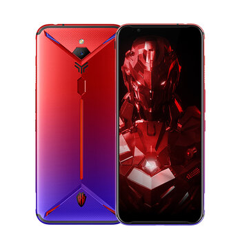 ZTE Nubia Red Magic 3S 6.65 Inch FHD + 90Hz Android 9.0 5000mAh 12GB RAM 256GB ROM UFS3.0 Leeuwenbek 855 Plus Octa Core 2.96GHz 4G Gaming Smartphone