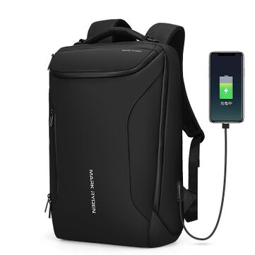 Mark Ryden Anti-thief Backpack Multifunctional Fits 15.6 inch Laptop with USB Charging
