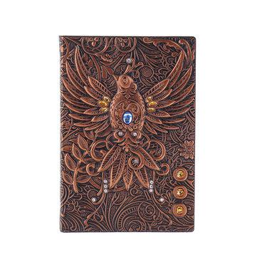 phoenix retro relief European retro notebook notebook notebook