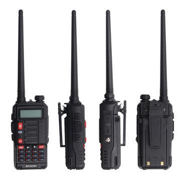 BAOFENG UV10R 16W USB Charging Walkie Talkie 136-174/400-520MHz 128 Channels Radio Walkie Talkie Driving Hotel Civilian Intercom