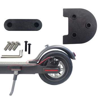 BIKIGHT Fender Fixed Increased Pad Foot Support Gasket Reinforcement Firmware Mat Repair Part  For Xiaomi Mijia Electric Scooter