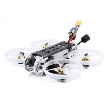 $305.09 for GEPRC ROCKET Plus 112mm 2 Inch 4S Cinewhoop FPV Racing Drone w/ DJI FPV Air Unit HD BNF