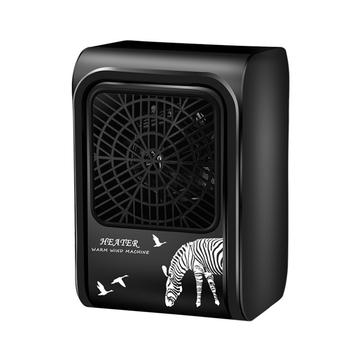 Small Home Heater Desktop Electric Heater Winter Foot Warmer Air Heater Power Saving