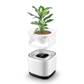 Nobico J009A Air Purifier Mini Household Remove Formaldehyde Secondhand Smoke Anion Office Desktop Air Purifier