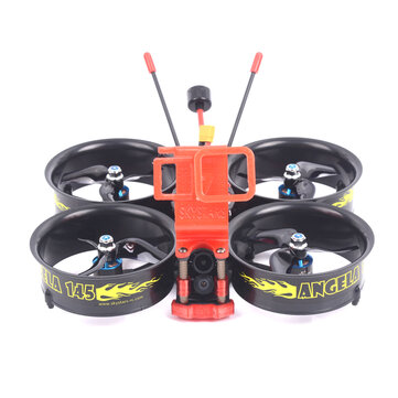 12% off for Skystars Angela145 4K 145mm F4 3-4S 3 Inch Whoop FPV Racing Drone