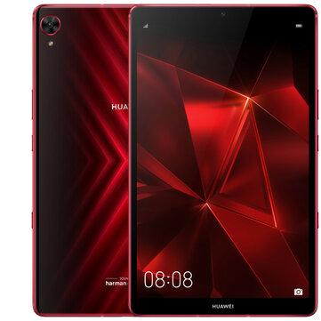 Huawei M6 Turbo Edition CN ROM WIFI 6GB RAM 128GB ROM HiSilicon Kirin 980 8.4 Inch Android 9.0 Pie Tablet