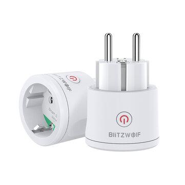 Smart Plug BlitzWolf BW-SHP10 za $10.49 / ~40zł