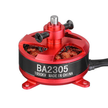 $8.57 for Racerstar RC Brushless Motor BA2305 1850KV Support 2S 9050 Prop for Fixed Wing RC Airplane Drone