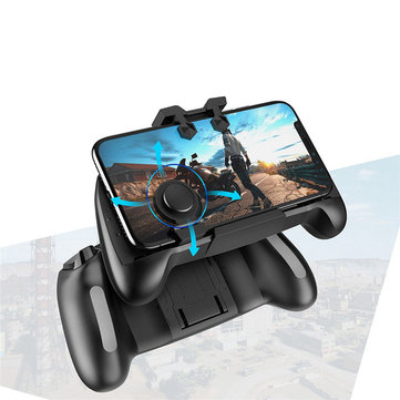 Bakeey AK21 PUBG Game Controller Joystick Gamepad Trigger Shooting Button  Gamepad  For iPhone 11 Pro Max Huawei P30 Pro Mate 30 S10+ Note10